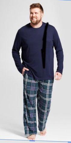 8d3c44250591 NEW Goodfellow   Co Navy Microfleece Pajama Set.