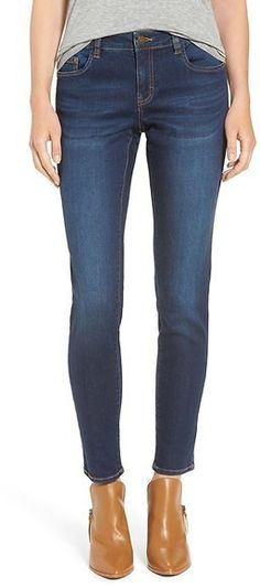 BP. Mid Rise Skinny Jeans