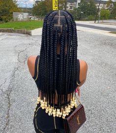 Black Girl Braids, Braided Hairstyles For Black Women, Braids For Black Hair, Girls Braids, Natural Braided Hairstyles, Braids Hairstyles Pictures, African Braids Hairstyles, Baddie Hairstyles, Protective Hairstyles