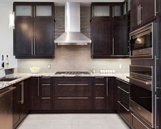 wolf dark sable cabinets - Google Search