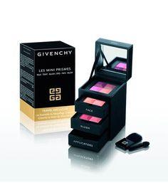 Trusa Makeup Les Mini Prismes Givenchy Givenchy, Blush, Martie, Decorative Boxes, Fragrance, Perfume, Cosmetics, Beauty, Minis