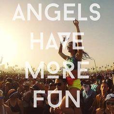 Pi Beta Phi angels have more fun! #piphi #pibetaphi