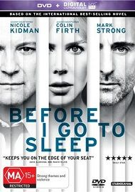 Renowned for Sound reviews 'Before I Go To Sleep'