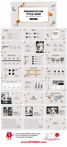 Abstract solid Free presentation templates – Free Google Slides theme and PowerPoint template