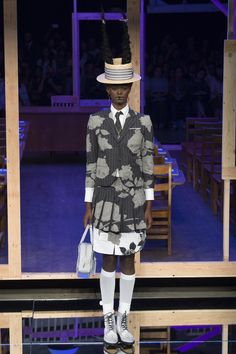 Thom Browne - Spring 2016 Ready-to-Wear