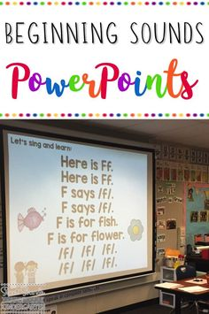 These easy to use powerpoints are interactive and musical! Perfect to help keep students engaged while they practice letters and beginning sounds! beginning sounds activities kindergarten teaching preschool first grade Beginning Sounds, Beginning Of School, First Day Of School, Sunday School, High School, Teaching Letters, Student Teaching, Teaching Resources, Alphabet Activities
