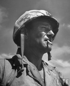 "John Wayne ""Sands of Iwo Jima"" (Dunway Enterprises) http://dunway.us - http://www.amazon.com/gp/product/1608871169/ref=as_li_tl?ie=UTF8&camp=1789&creative=390957&creativeASIN=1608871169&linkCode=as2&tag=freedietsecre-20&linkId=IUZSYU2HONZ62E24"