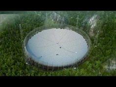 La Chine assemble le plus grand radiotélescope du monde - Voirtout | Explorer la planète