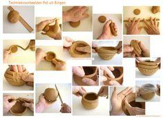 Een Prehistorische Pot 1 | lesidee | groep 5-6 | Laat maar Zien Archaeology For Kids, Stone Age Art, Pottery Workshop, History Teachers, Iron Age, Creative Teaching, Clay Projects, Clay Art, Art School
