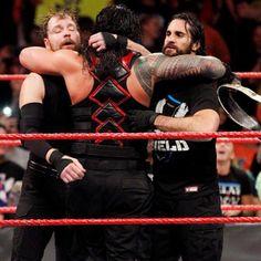 Roman Reigns Dean Ambrose, Wwe Seth Rollins, Roman Regins, The Shield Wwe, Hulk Hogan, Total Divas, Wwe Wrestlers, Professional Wrestling, Hot Guys