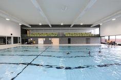 Fletiomare Utrecht Swimming Pool,© Mark Prins