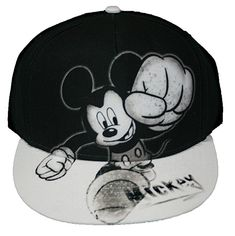 83f210b8990 Disney Mickey Mouse Smash Flat Bill Mens  Baseball Hat  14.97  affiliate  Disney On Ice