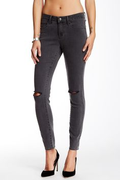 Sarah Knee Slit Skinny Jean by Articles of Society on @nordstrom_rack