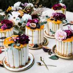 25 Drip Wedding Cakes for Some Mouthwatering Inspo | Brides.com