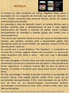 Barbara Paisagismo e Meio Ambiente: Alimentos/Meio Ambiente