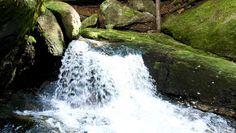 Schluchten und Wasserfälle in NÖ Ysperklamm, © Waldviertel Tourismus/ Robert Herbst Austria, Waterfall, Wanderlust, Around The Worlds, Swimming, Travel, Outdoor, Stone Stairs, Tourism