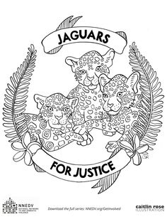 Download the entire series here: http://nnedv.org/GetInvolved #JaguarsForJustice