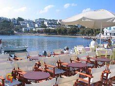 Paros: Piso Livadi beach