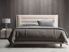 Room Furniture Design, Bedroom Bed Design, Sofa Furniture, Bedroom Sets, Bedding Sets, Bedrooms, Pastel Living Room, Leather Headboard, Headboards For Beds