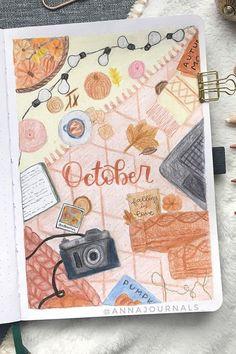 Bullet Journal Disney, Bullet Journal Harry Potter, Bullet Journal Christmas, Bullet Journal October, Bullet Journal Cover Ideas, Bullet Journal Lettering Ideas, Bullet Journal Notebook, Bullet Journal School, Bullet Journal Themes