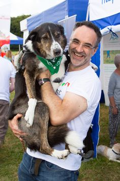 TV #Supervet Noel Fitzpatrick on #DogFest and his drive to care for #animals #dogs