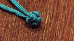 Jean fastener Learn How To Tie A Paracord Chinese Button Globe Knot