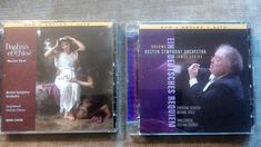 Classifieds: FOR SALE - 2 BSO Classics SACDs asking for $30.00