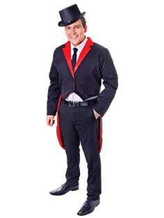 Adult Male Ringmaster Costume Mens Circus Fancy Dress Lion Tamer - 24 people that went above and beyond for the sake of fancy dress