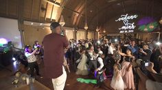 """Bo-roc from Dove Shack performs """"Summer Time in the LBC"""" at Vadana and Minh's Wedding at The Loft On Pine in Long Beach,CA! Surprise Performance!!!"""