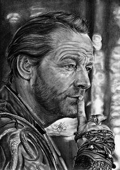 Jorah Mormont by Fantaasiatoidab.deviantart.com on @DeviantArt