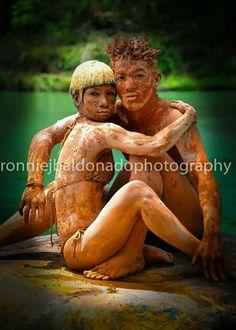 Mud Love  #farrahgeorgescu #ronniebaldonadophotos #photoconcept #concept #artistic