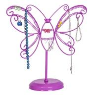 Cute Butterfly jewelry holder for a little girl's room!