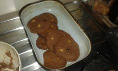 My big cookies with white chocolate :-D