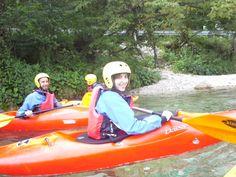 Come kayaking with us. Aktivni planet