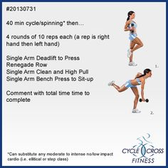Workout of the Day - Love and Primal