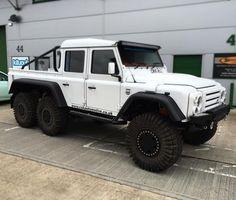 CSK Automotive's new 6x6