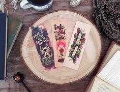 Marque-pages Ink & Wonder
