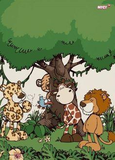 NICI: Wild Friends:)