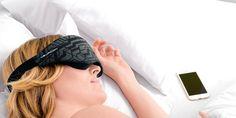 Может ли умная маска для сна помочь при бессоннице и нарушении часов сна?