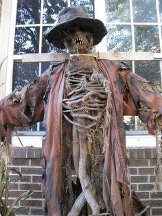 Scarecrow Cornfield