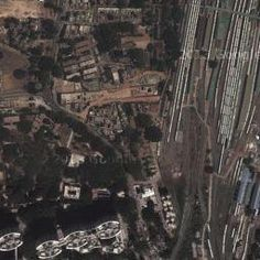 Google Earth Satellite Maps of Bangalore Majestic Bus Stand ( Kempegowda Bus Station ) Bus Stand, Satellite Maps, Bus Station, City Photo, Earth, Google, Mother Goddess, World, The World