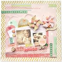 A Project by amyheller from our Scrapbooking Gallery originally submitted 02/19/12 at 08:53 PM