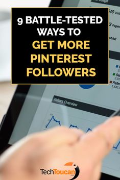 Get more Pinterest followers and traffic to your blog or website with these proven tips from a professional Pinterest marketer.