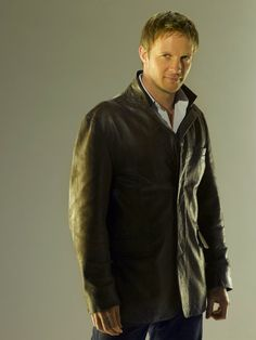 Rupert Penry Jones - Love him in Whitechapel, and has there ever been a cooler name than Rupert Penry Jones?