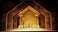 Margaret Garnier. Michigan Opera Theatre. Scenic design by Marjorie Bradley Kellogg.
