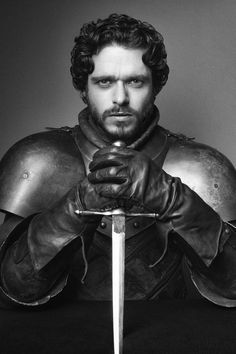 Robb Stark the king of north