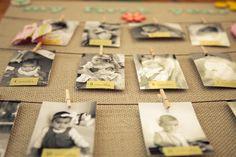 guirlande photo anniversaire