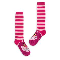 Cheshire Cat Knee Socks for Women | Disney Store