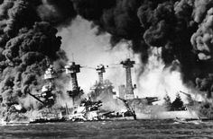 73 years ago today, Japan attacked Pearl Harbor. .