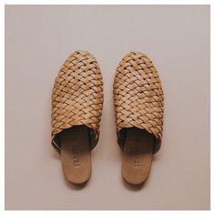 Bunto Woven Loafers-ST. AGNI